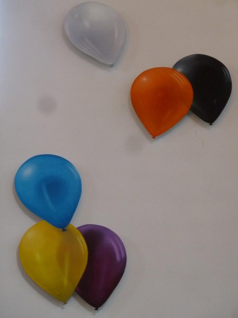 Noch mehr Luftballons
